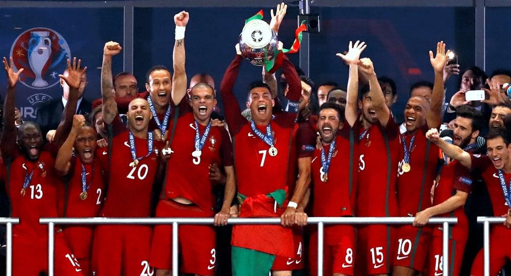 Em 2021 Italien Spanien